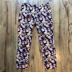 2/$20 H&M Floral Capris